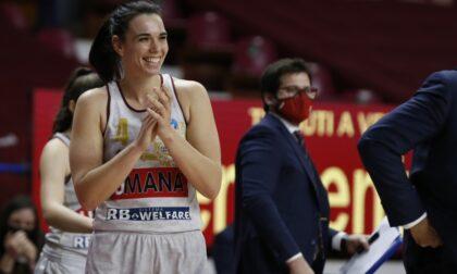 Martina Bestagno di Vallecrosia in finale all'Eurocup