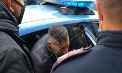 Blitz della polizia a Roma: in caserma 5 manifestanti di Sanremo, tra cui Maurizio Pinto