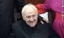 Diocesi di Sanremo in lutto: è morto monsignor Vittorio Martelletti