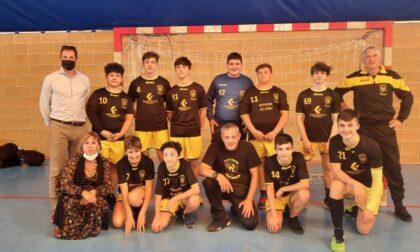 Pallamano: al PalaRoya la prima partita del campionato regionale U15