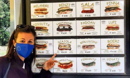 Chiosco di Milano dedica un panino (crudo e brie) all'ex ministro Claudio Scajola