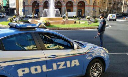 Vasto servizio di controllo della polizia, 9 sanzioni in provincia di Imperia