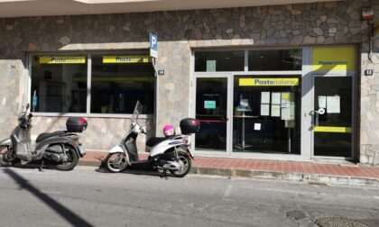 Fermato il presunto autore della rapina alle Poste di Vallecrosia