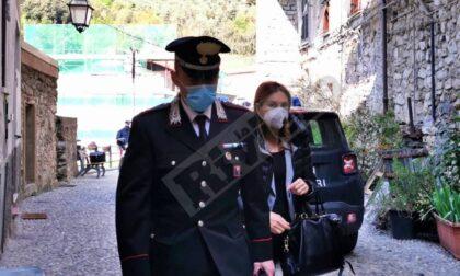 Sgozza moglie e cane: sopralluogo di pm e carabinieri in casa della coppia