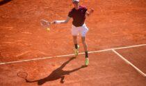 Jannik Sinner lascia Montecarlo, sconfitto dal n° 1 del mondo Novak Djokovic