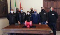 La sirena sulla torre del municipio di Ventimiglia è tornata a suonare. Video
