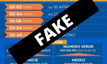 """Fake news sulla campagna vaccinale, le Regione precisa """"piano ancora da approvare"""""""
