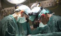 Nata con l'intestino al posto di un polmone, bimba salvata dai medici della Città della Salute