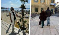 Balneari di Sanremo in lutto per la perdita di Paola del Lido Imperatrice