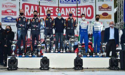 Andrea Crugnola-Pietro Ometto vincono il 68° Rallye di Sanremo