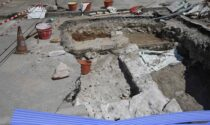 Scoperti resti antichi durante scavi per fibra ottica