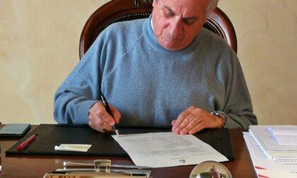 Sindaco firma ordinanza di non potabilità dell'acqua