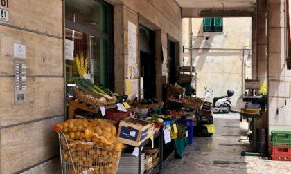 Rapina negozio di alimentari armato di machete a Imperia