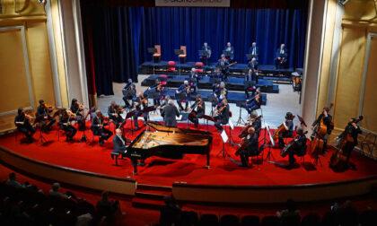 Omaggio a Mozart e Bizet dell'Orchestra Sinfonica di Sanremo