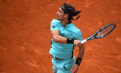 Buona la prima per Fognini al Roland Garros