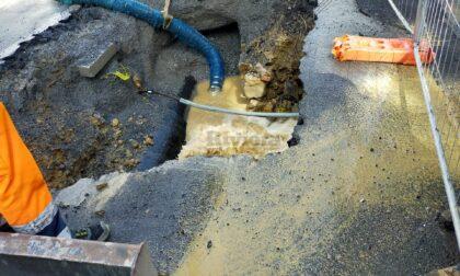 Nuovo guasto dell'acquedotto a Diano Marina, più di 10.000 senza acqua