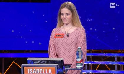 """Isabella, dall'imperiese a """"L'eredità"""