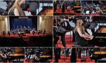 """Sinfonica in concerto con Alexandra Massaleva """"Ritorno alla normalità"""""""