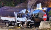 Tragico schianto sull'A10 a Ventimiglia: muore un uomo, feriti altri due