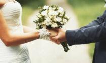 Da Bordighera alla Sicilia per sposarsi: il sogno di Giulia e Luca si è avverato