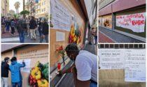 Flash Mob a Ventimiglia per chiedere giustizia e verità sul caso di Moussa Balde