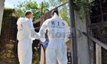 Omicidio di Ventimiglia: sopralluogo dei Ris, tracce di sangue sul furgone