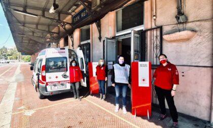"""Rinuncia dopo un anno al pacco alimentare in Croce Rossa: """"Ho trovato lavoro, non mi serve più"""""""