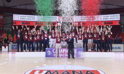Martina Bestagno è campionessa d'Italia