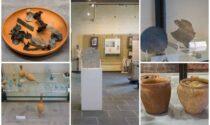 Settanta reperti archeologici rientrati al Museo archeologico G. Rossi di Ventimiglia