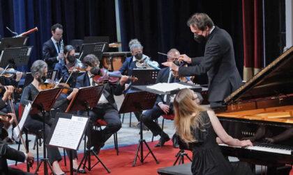 Claudia Lolli al vertice della Sinfonica di Sanremo