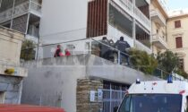 Uomo precipita da un terrazzo dietro il Casinò di Sanremo e muore
