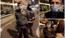 Violazione del coprifuoco: multata una quindicina di persone a Sanremo