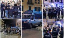 Party abusivo dopo il coprifuoco e insulti agli agenti: 160 sanzioni, a Ventimiglia arriva il Questore