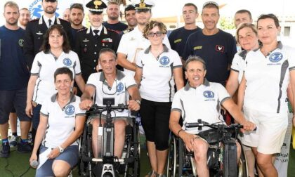 """Il grande """"Grazie"""" di Integrabili al Capitano Boccucci che lascia i carabinieri"""