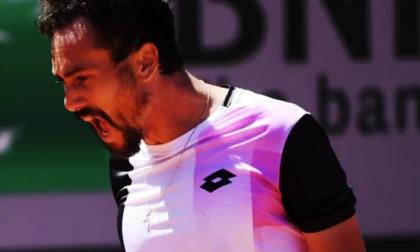 Un grande Gianluca Mager batte  Gojowczyk e vola per la prima volta al 2° turno del Roland Garros