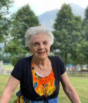 Maria Teresa Piombo ved. Di Francia