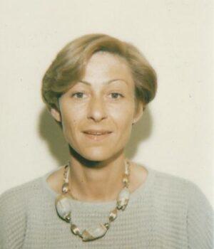 Maria Rita Giordano in Minazzo