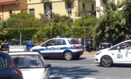 Investita da uno scooter pirata a Sanremo: ferita una donna