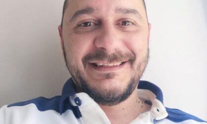 Il volto di un dipendente di Ventimiglia sul tricolore di Poste Italiane per tifare gli azzurri