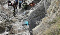 Trovato il corpo di un uomo sulla scogliera vicino ai Balzi Rossi