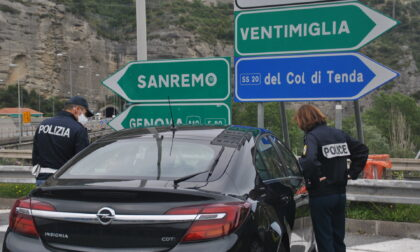 Polizia di frontiera: 32 arresti negli ultimi due mesi