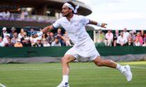 Fabio Fognini strepitoso, si vendica di Djere e vola al terzo turno di Wimbledon