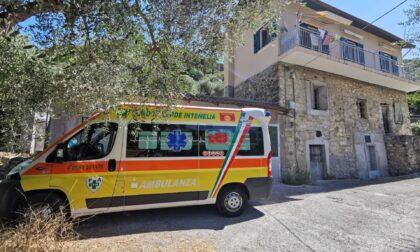 Morto l'uomo caduto in campagna il 30 giugno scorso a Ventimiglia