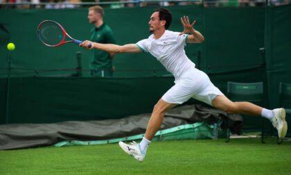Gianluca Mager nella storia: il primo sanremese al 2° turno di Wimbledon