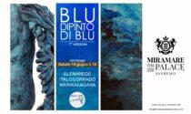 Nel Blu Dipinto di Blu la mostra a Miramare
