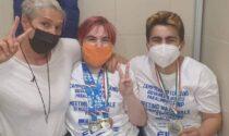 Due ori e un bronzo per le nuotatrici di Integrabili Giorgia e Sofia
