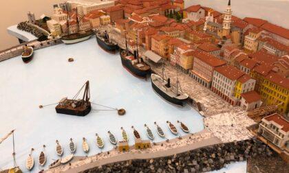 Oneglia in miniatura alla Galleria Rondò
