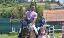 Equitazione, al Solaro vincono Chiaudani e il sanremese Nagata