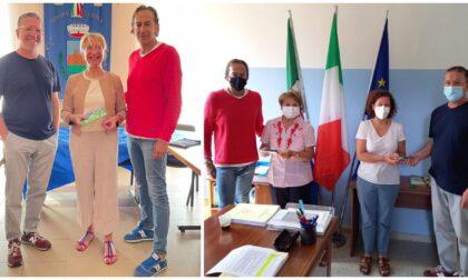 Il Lions Caponero Host dona buoni spesa a famiglie bisognose di Vallebona e Vallecrosia