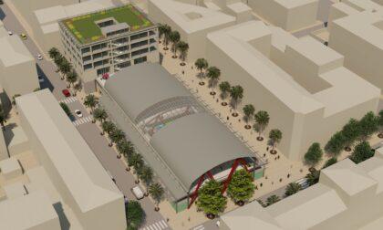Ventimiglia: ecco come sarà il nuovo mercato ortofrutticolo. Foto e Video
